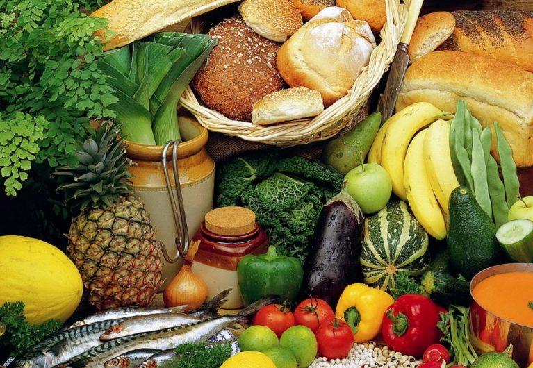 Vitaminas nas frutas, verduras, legumes e grãos!